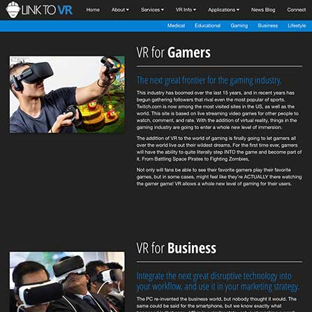 Link To VR